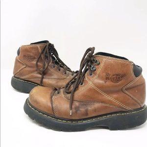 Dr Martens Men's Brown Heavy Boots  11